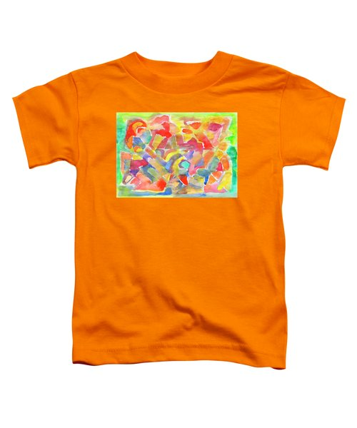 In The Circus Arena Toddler T-Shirt