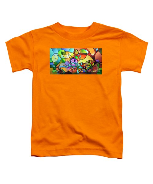 Into The Day Toddler T-Shirt