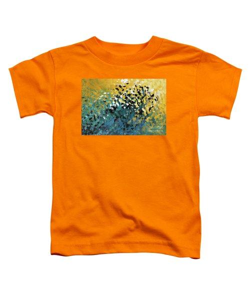 John 8 12. The Light Of Life Toddler T-Shirt
