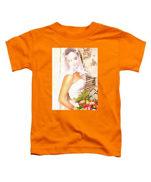 June Bride Toddler T-Shirt