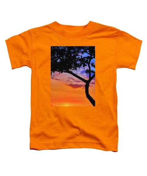 Just Another Kona Sunset Toddler T-Shirt