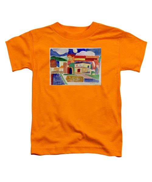 Laguna De Sol Arch Toddler T-Shirt