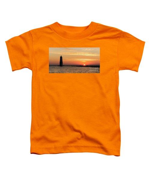 Last Light In Winter Toddler T-Shirt