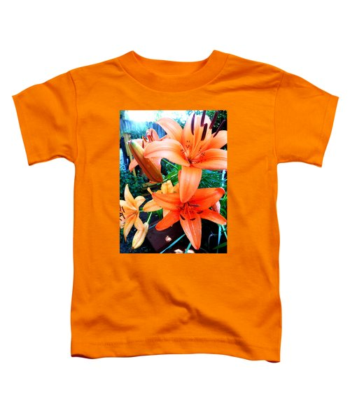 Lily Langtree Toddler T-Shirt
