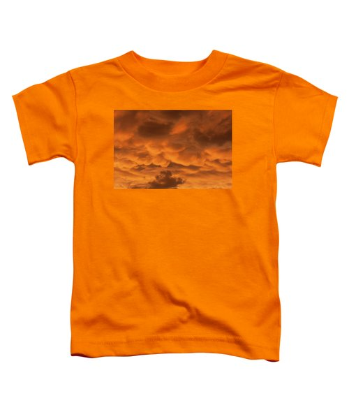 Mammatus Clouds Toddler T-Shirt