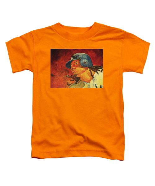 Manny Ramirez Toddler T-Shirt