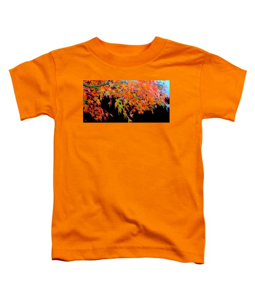 Maple Magic Toddler T-Shirt