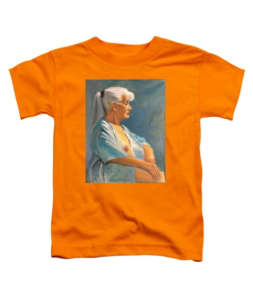 Mary Toddler T-Shirt