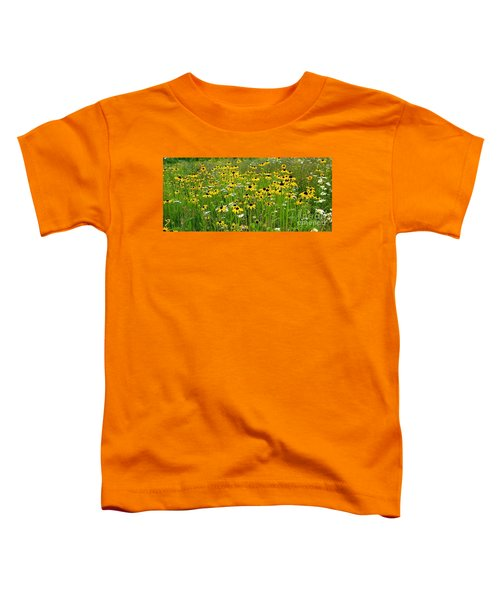 Meadow Flowers 1 Toddler T-Shirt