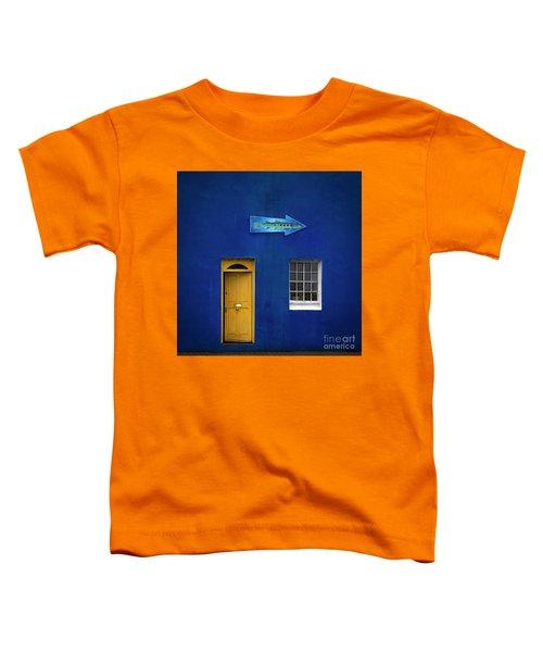 Mood Indigo Toddler T-Shirt