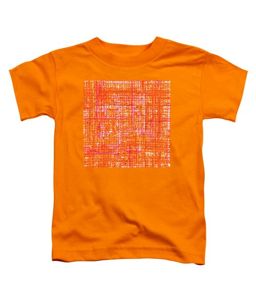 Mosaic Tapestry 3 Toddler T-Shirt