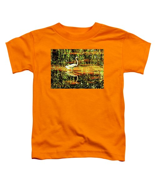 Nature's Mirror Toddler T-Shirt