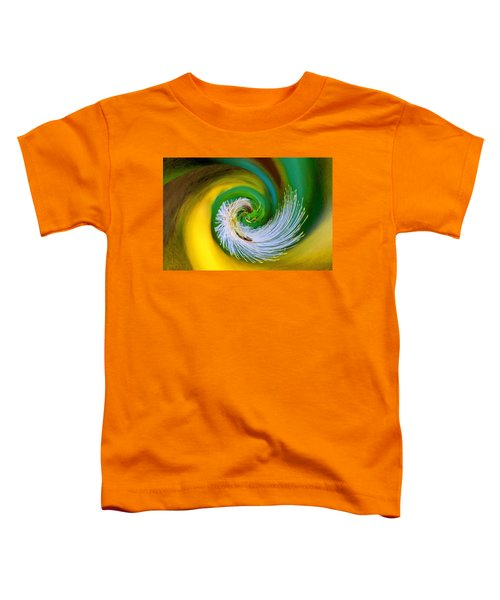 Nature's Spiral Toddler T-Shirt