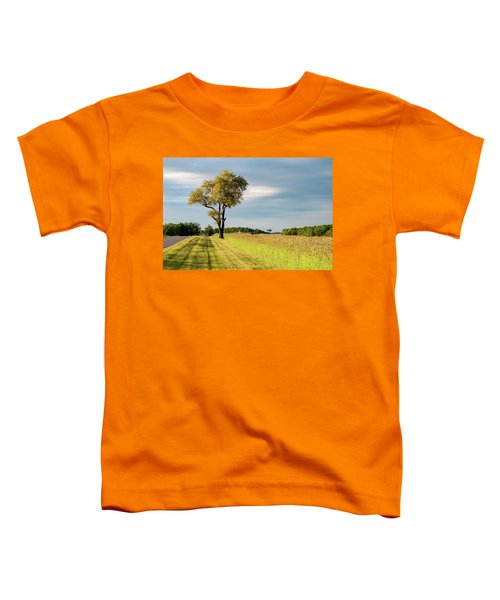 Off The Road Toddler T-Shirt