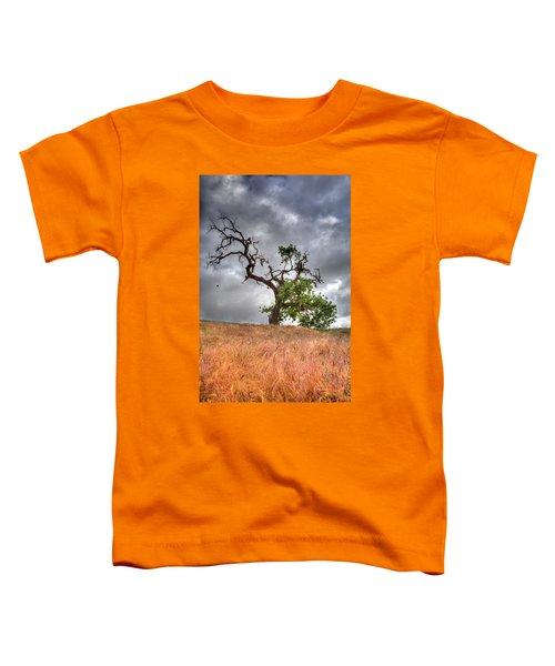 Old Oak Tree Toddler T-Shirt