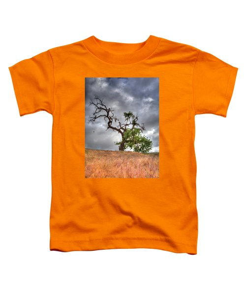 Old Oak Tree Toddler T-Shirt