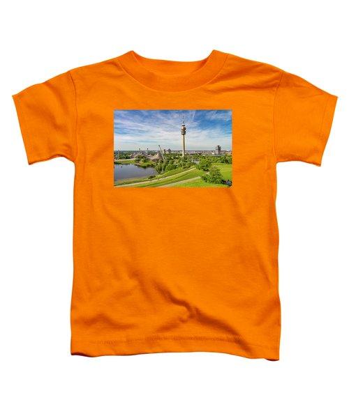 Olympic Park, Munich Toddler T-Shirt