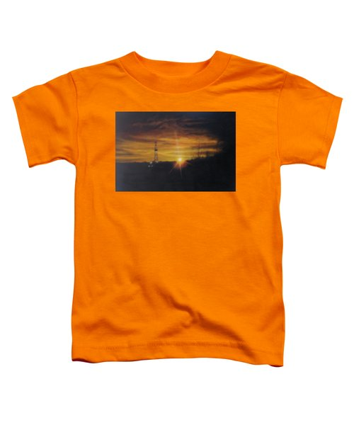 On The Horizon Toddler T-Shirt