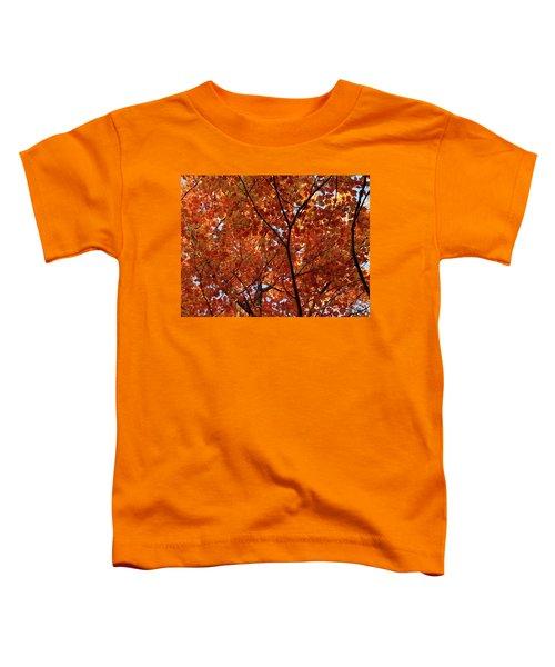Orange Everywhere Toddler T-Shirt