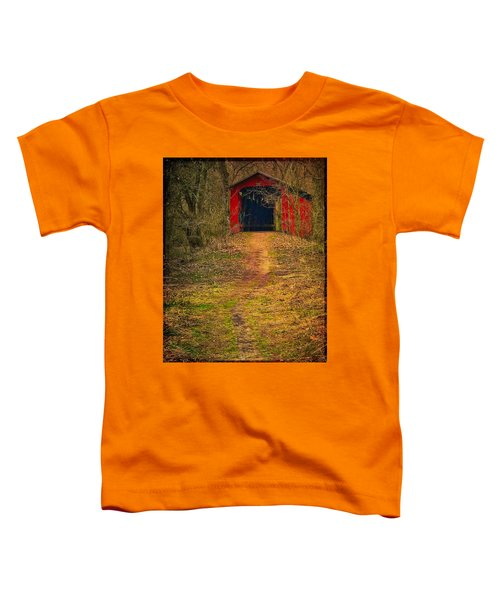 Path To Bridge Toddler T-Shirt