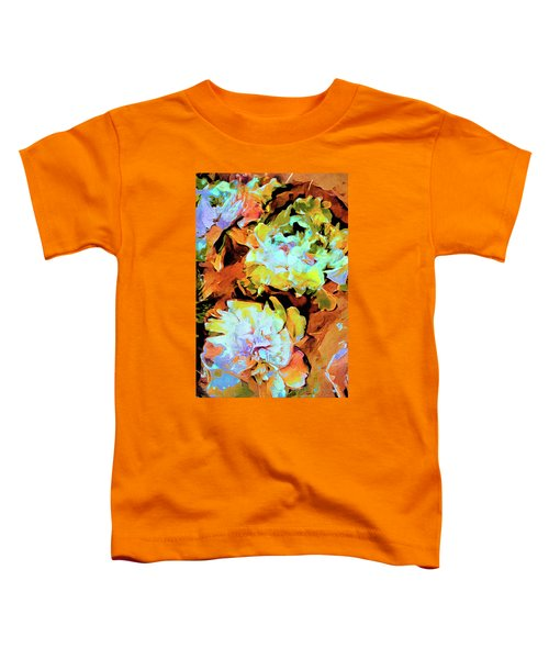 Peony Perspective Toddler T-Shirt