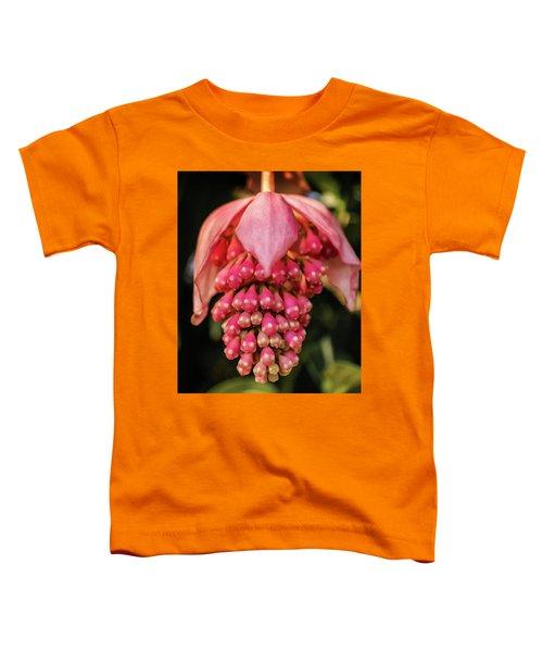 Pomegranate Flower Toddler T-Shirt