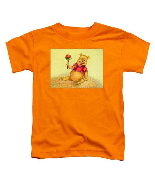 Pooh Bear Toddler T-Shirt