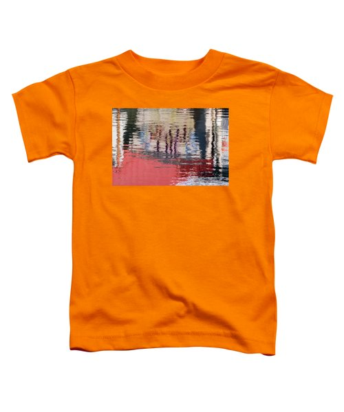 Port Reflections Toddler T-Shirt