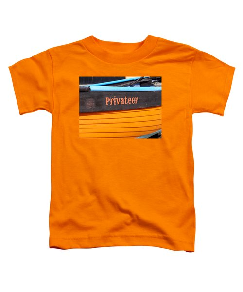 Privateer Toddler T-Shirt