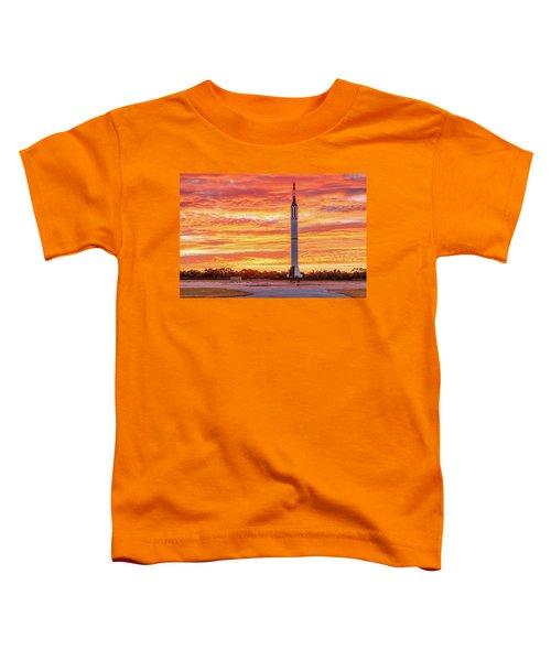 Redstone At Dawn Toddler T-Shirt