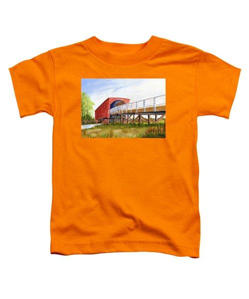 Roseman Bridge Toddler T-Shirt
