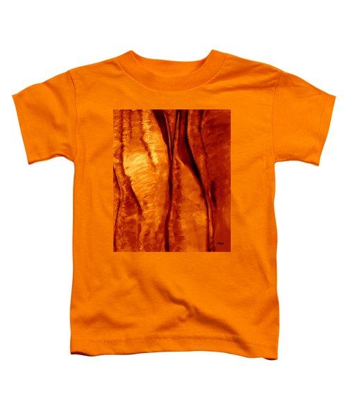 Sacred Uluru  - Up  Close Toddler T-Shirt