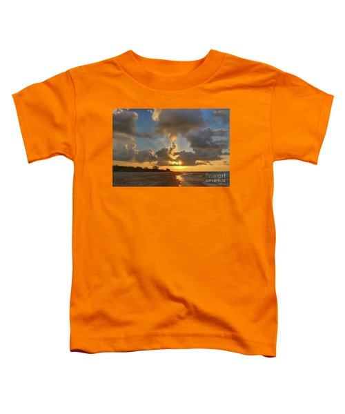 Sanibel Island Sunrays Toddler T-Shirt
