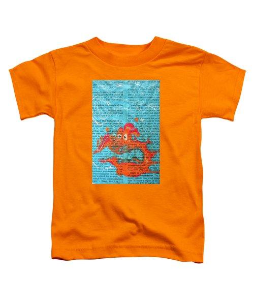 Shock And Awe  Toddler T-Shirt