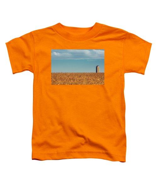 Silo Beyond Corn Toddler T-Shirt
