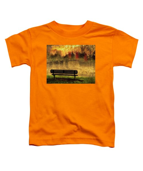 Sit And Admire Toddler T-Shirt