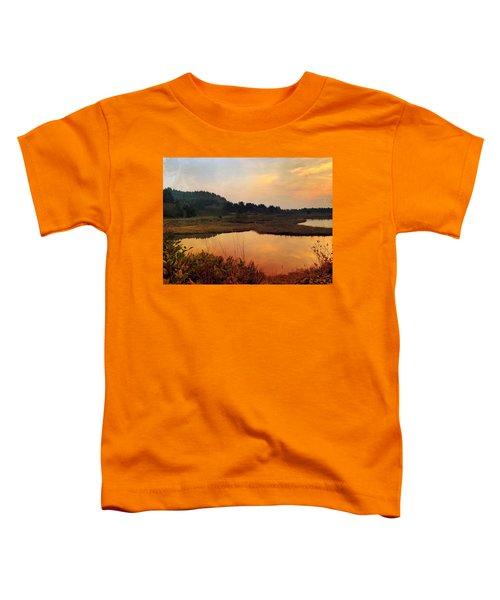 Sitka Sedge Sand Lake Eve Toddler T-Shirt
