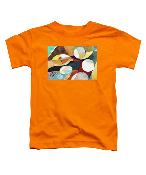 Snare And Hi-hat Toddler T-Shirt