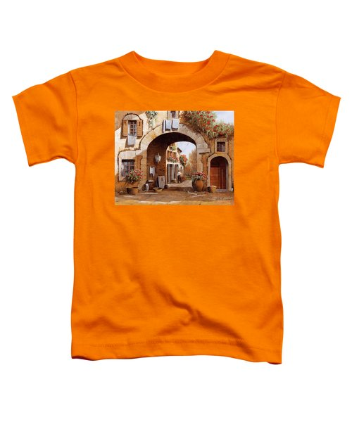 Sotto L'arco Toddler T-Shirt
