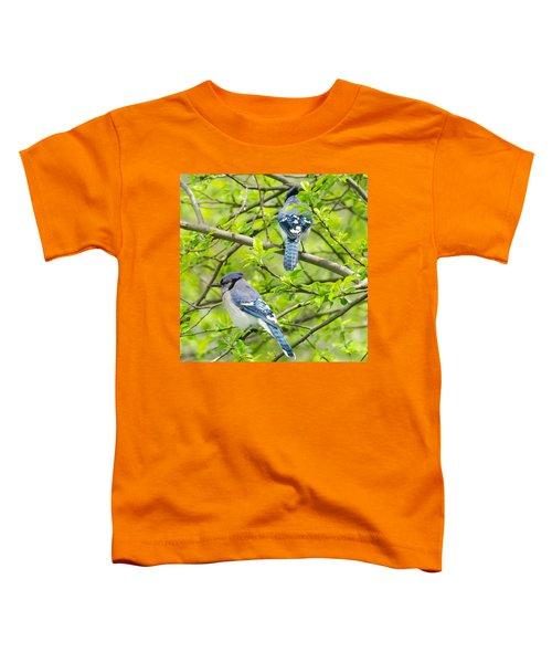 Springtime Pairs Toddler T-Shirt