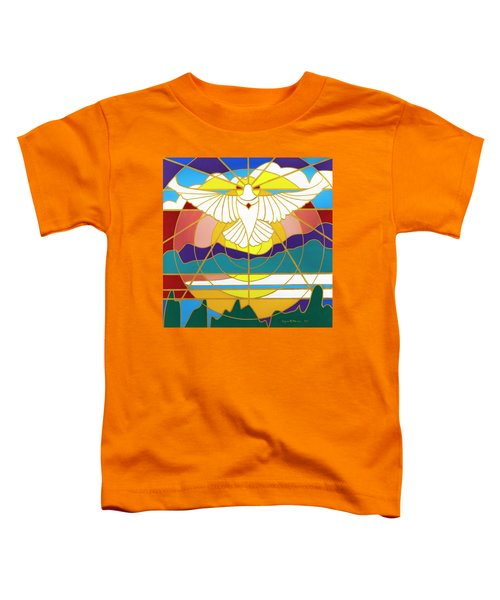 Sun Will Rise With Healing Toddler T-Shirt