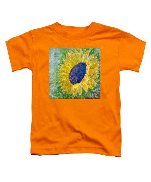 Sunflower Praises Toddler T-Shirt