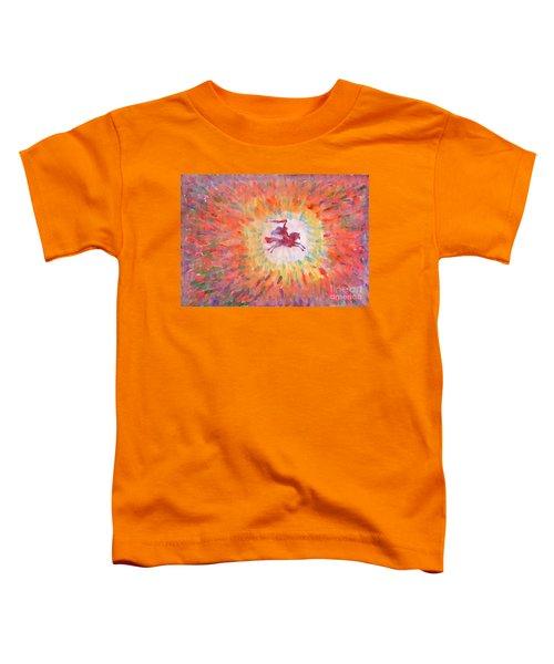 Sunny Rider Toddler T-Shirt