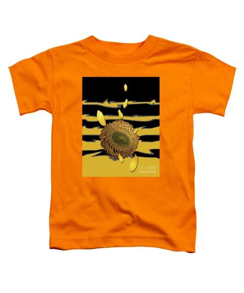 Sun's Flower Toddler T-Shirt