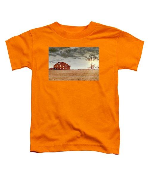 Sunset Barn Toddler T-Shirt