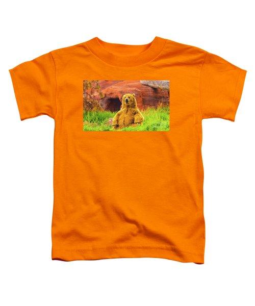 Teddy Bear Toddler T-Shirt