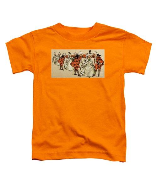 The Ball, Victorian Card Toddler T-Shirt