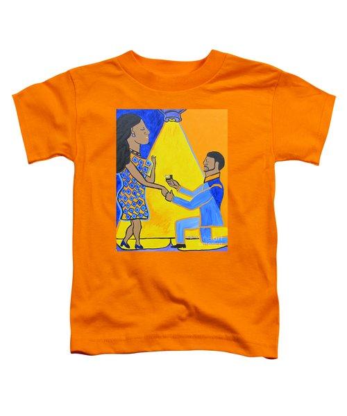 The Proposal Toddler T-Shirt