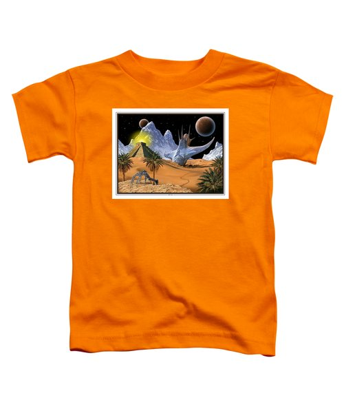 The Survivor Toddler T-Shirt