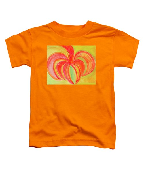 Tiger Tiger Lily Lily Toddler T-Shirt